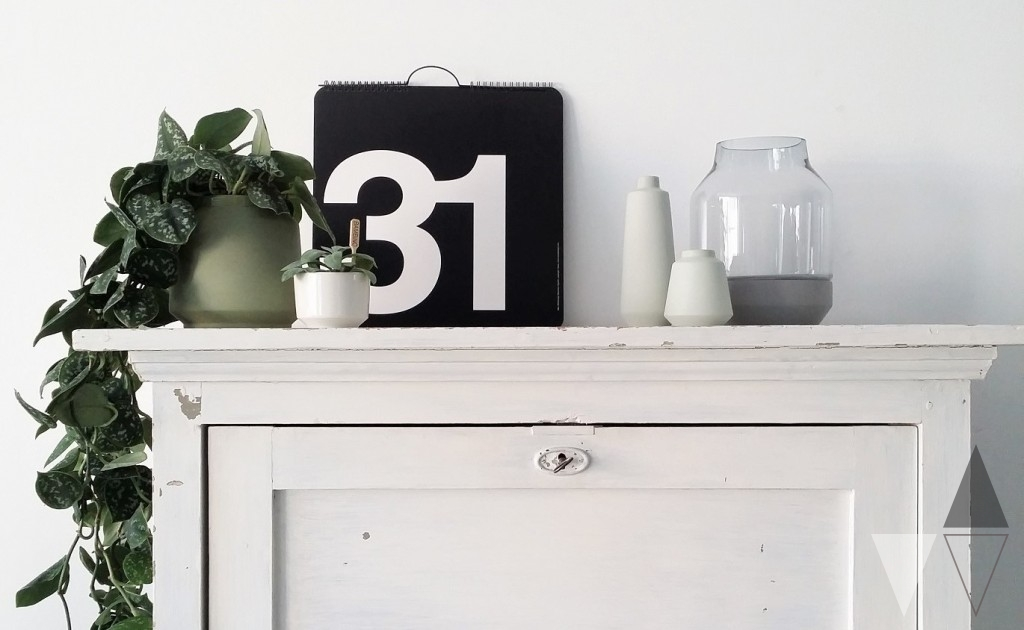 styling Kalender 365 dagen Lisanne van de Klift