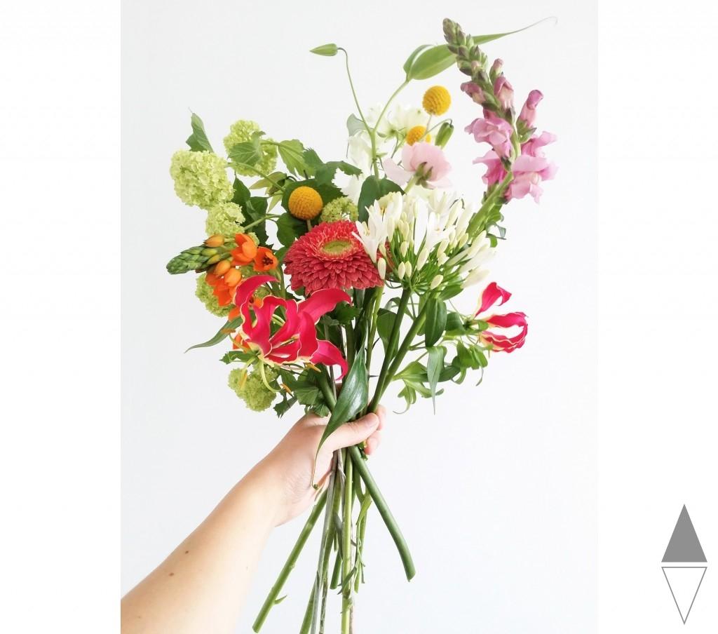 Bloemen Lisanne van de Klift