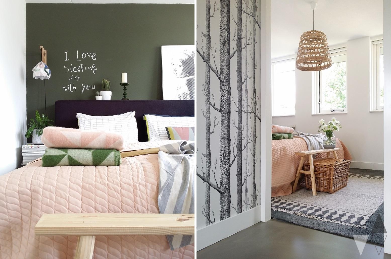 Fotos Slaapkamer Restylen : Stylingtip slaapkamer lisanne van de klift