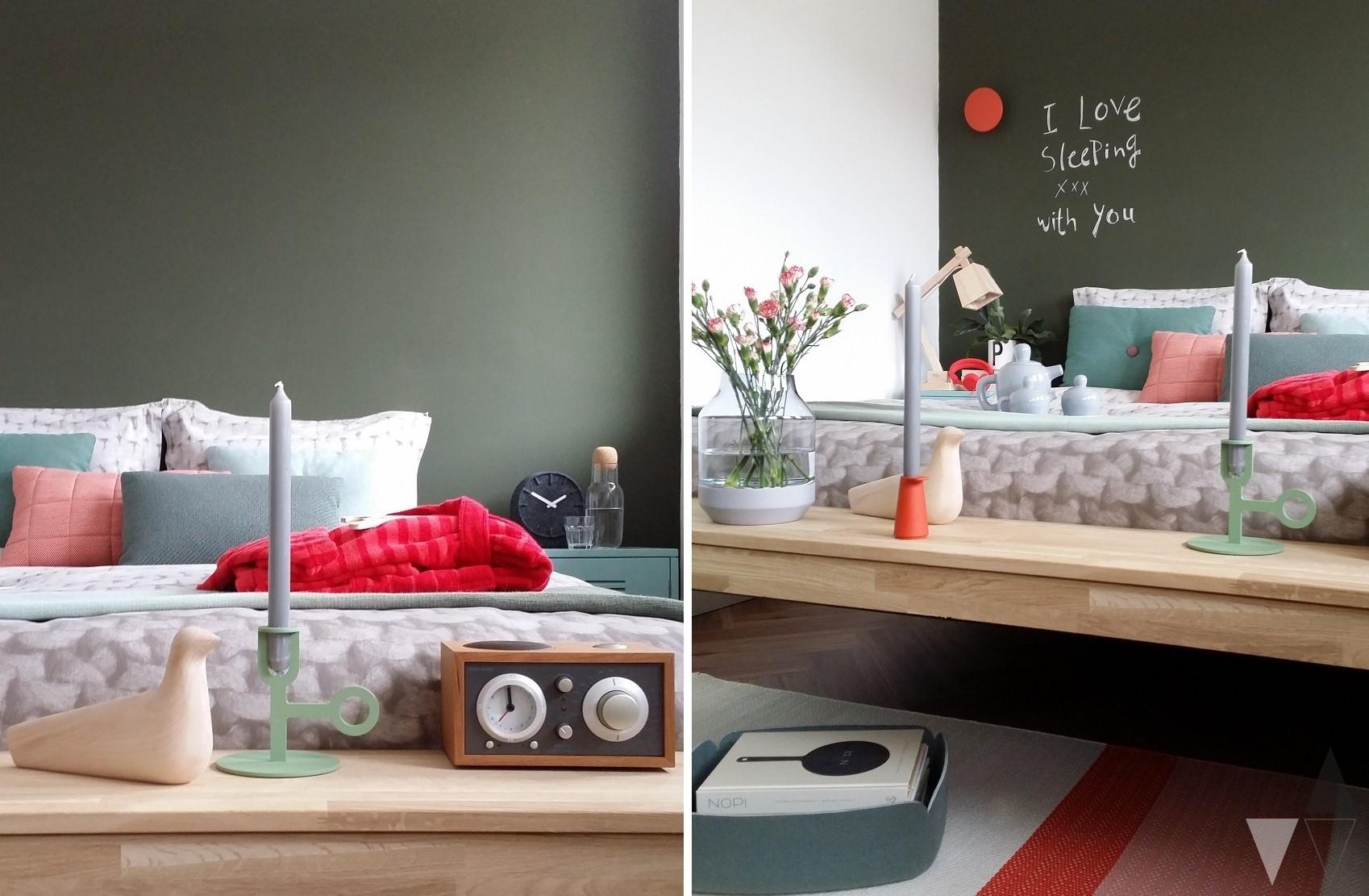 Kleur slaapkamer nu nl interieur meubilair idee n for Interieur van nu