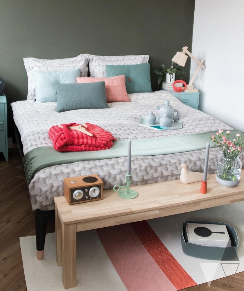 Slaapkamer Styling voor MOOI - Lisanne van de Klift