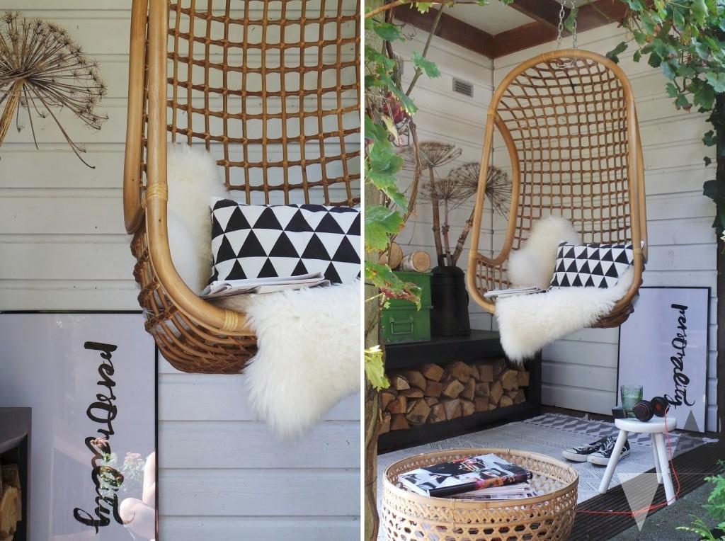 Hk Living Hangstoel Buiten.Interieurblog Lisanne Van De Klift Home Lifestyle