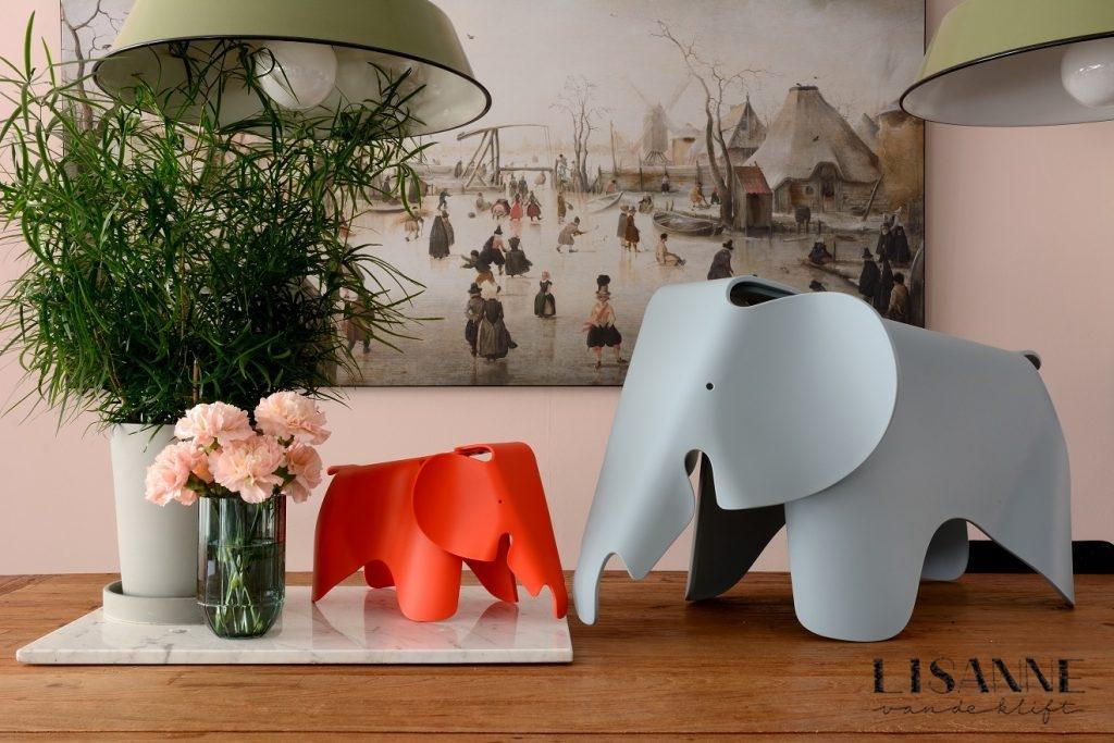 Elephant Kinderstoel Vitra : Eames elephant lisanne van de klift