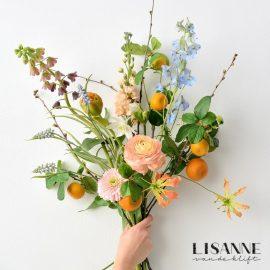 Bloemen Bijdehand | Perfecte kleur perzik