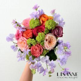 Bloemen Bijdehand   Over rozen