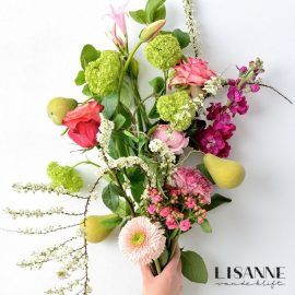 Bloemen Bijdehand | Aardbei in mei