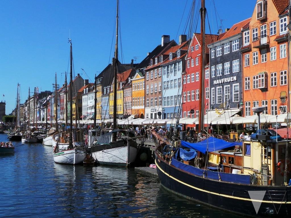 Zomervakantie 2015 Copenhagen Nyhavn Lisanne van de Klift