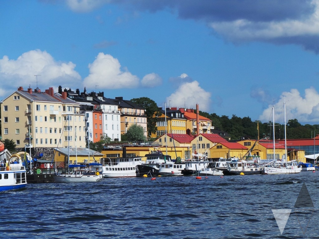 Zomervakantie 2015 Stockholm 1 Lisanne van de Klift