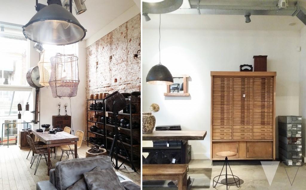 Shop inspiratie Raw Materials Amsterdam Lisanne van de Klift