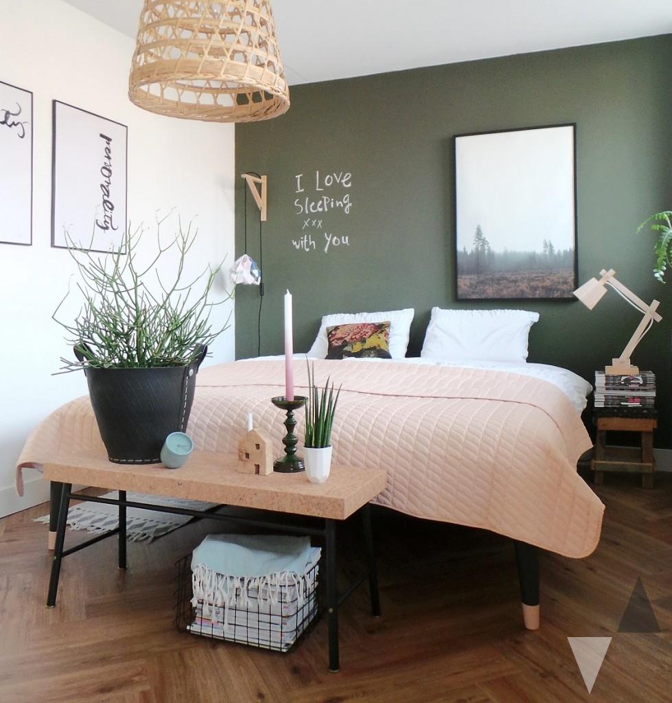 Slaapkamer blog en styling Lisanne van de Klift