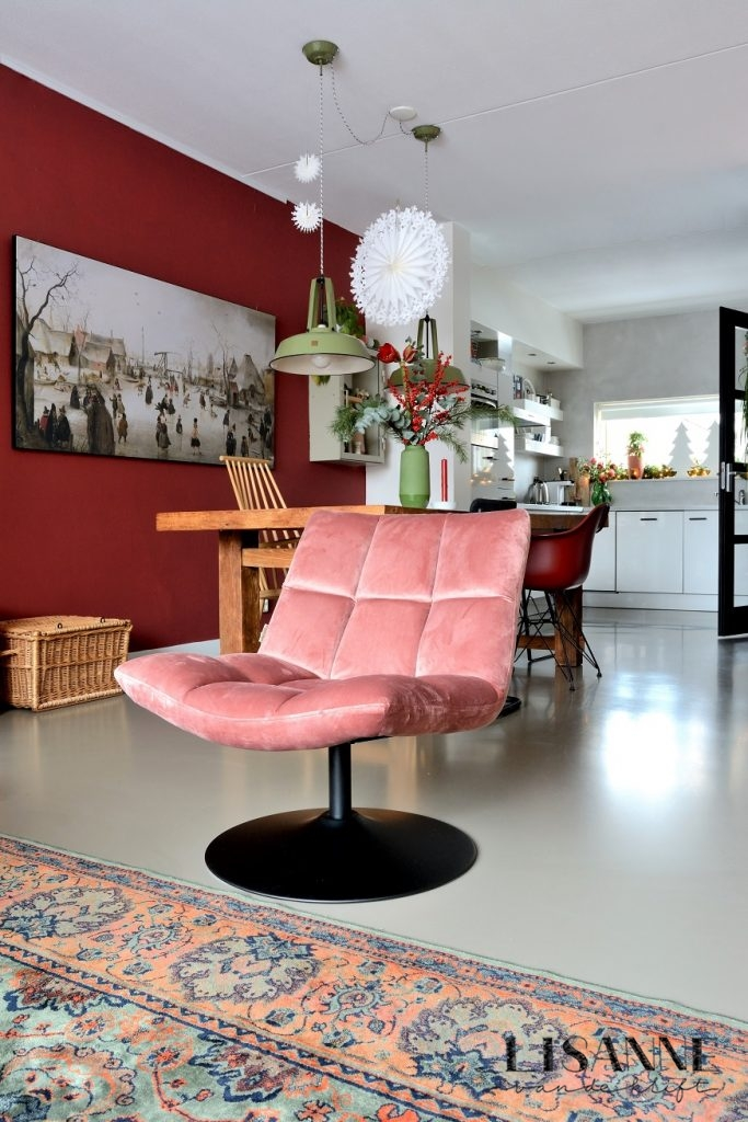 Onwijs Dutchbone   Een loungestoel voor onze zithoek - Lisanne van de Klift FB-83